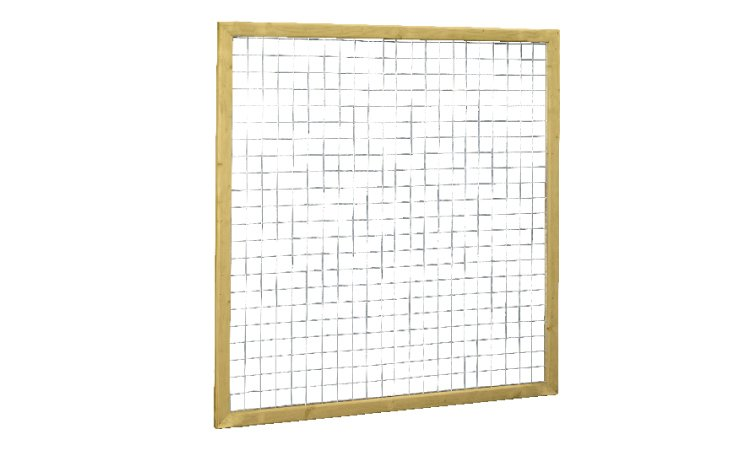 Betonijzer trellis | 180 X 180 cm