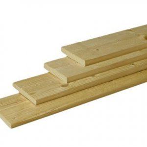 Vuren geschaafde plank | 1.8 x 14.5 cm