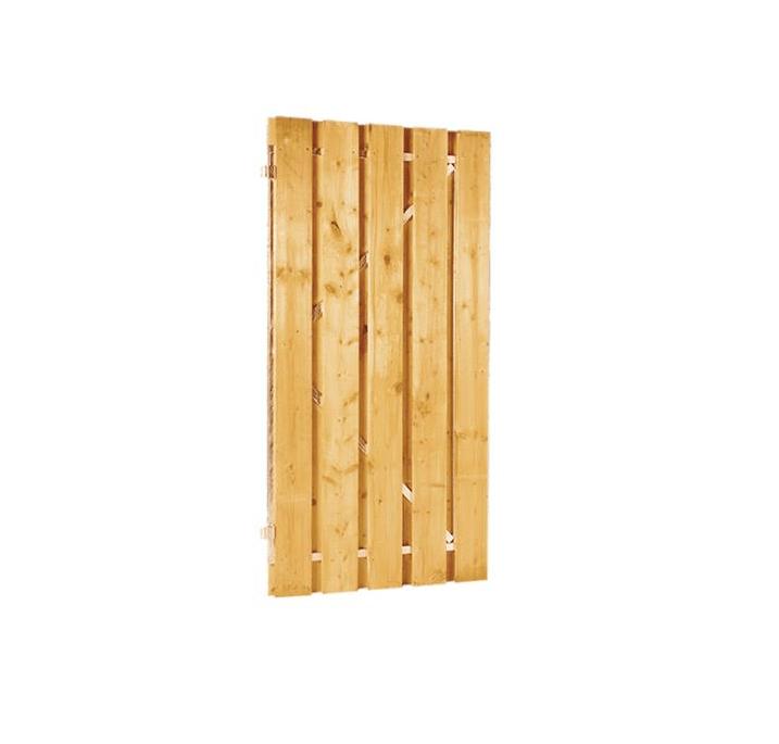 tuinpoort op stalen frame2