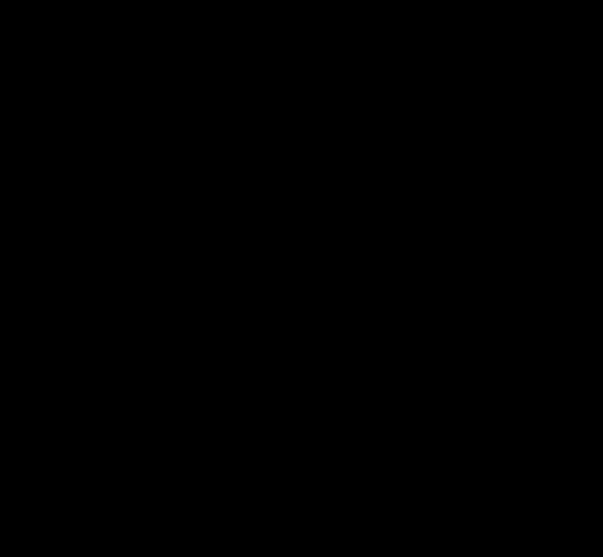 Muurbeugel vierkant
